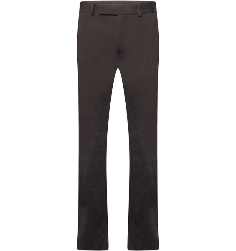 *W.Crease pants front