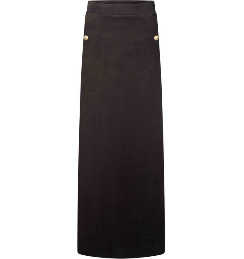 *W.Maxi skirt front