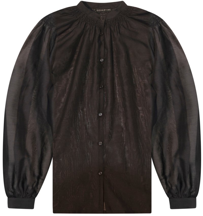*W.Smock blouse front